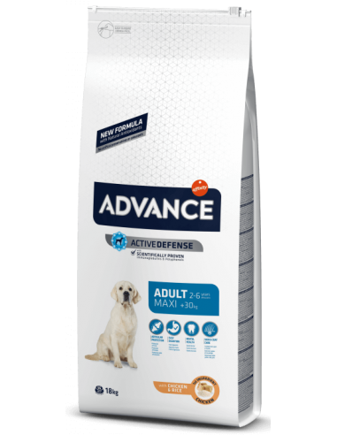 Advance adult maxi pollo