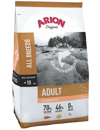 Arion original small grain free salmón