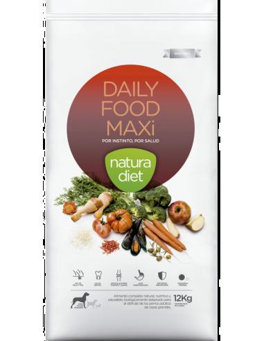 Natura diet daily food maxi pollo